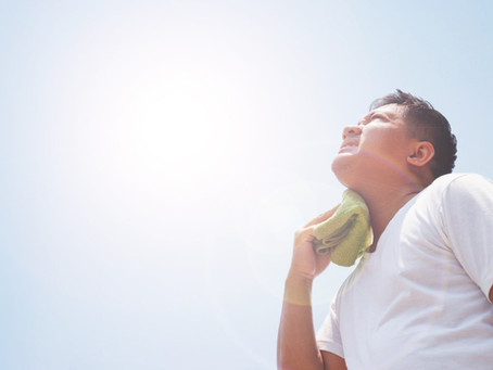 HOW EXTREME HEAT AFFECTS YOU AND YOUR MEDS