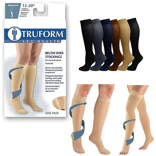 Truform Compression Stockings collage moderate compression