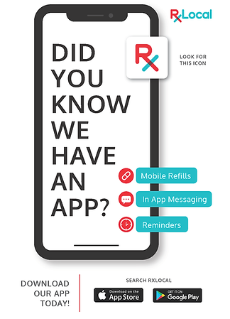 Rx Local App