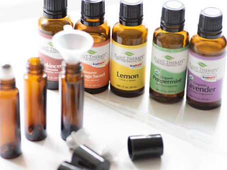 On-the-Go Essential Oil Make & Take Event