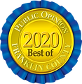 Public Opinion, 2020 Best of Franklin County