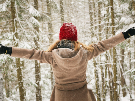 12 Tips for a Happy & Healthy Holiday
