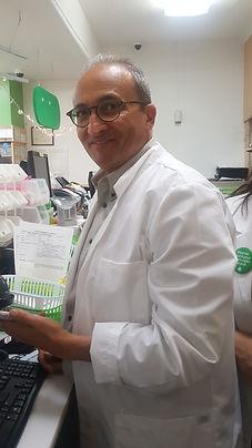 Joe Chehade, Pharmacist and Owner