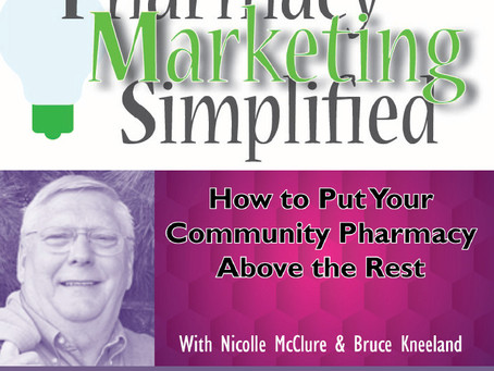PODCAST - Strategies on Building a Successful Community Pharmacy Business