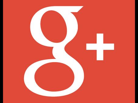 The Big 6: #5 - Google+