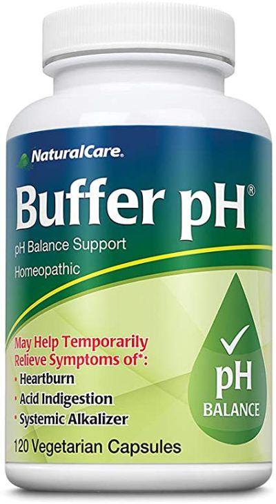 NaturalCare Buffer pH bottle