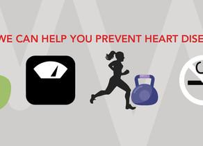Prevent Heart Disease & Stroke