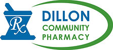 dillon community pharmacy logo