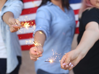 Independence Day Celebrations - July Safety Tips
