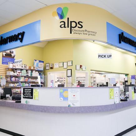 Alps Pharmacy Springfield