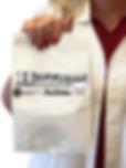 Hoffman Drug logo on bag