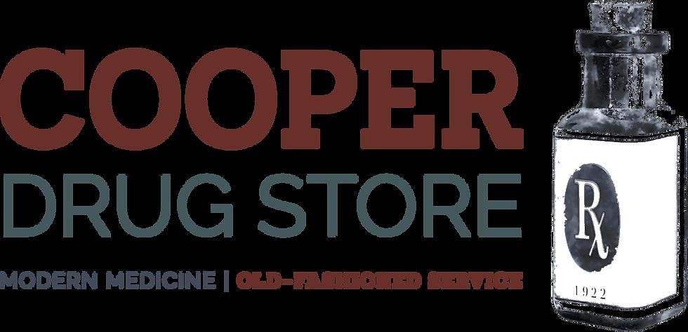 Cooper Drug Store logo