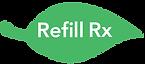 Refill prescription leaf