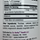 Dr. Kathy Health Melatonin Product Label