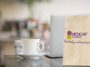 Medications mailed to your home. Are they safe?