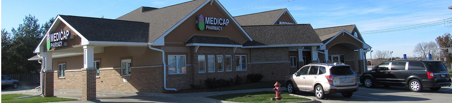 Medicap Altoona Storefront