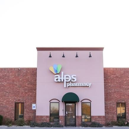 Alps Community Pharmacy, Alps Specialty Pharmacy, Alps LTC Pharmacy, Administrative Offices
