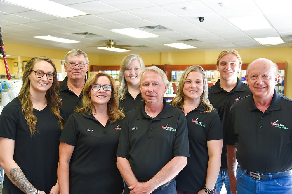 Prescription Shop Team