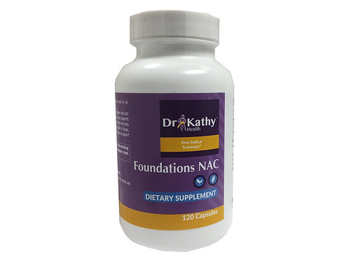 Dr. Kathy Foundations NAC