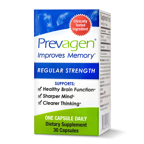 Prevagen regular strength supplement