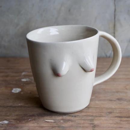 Maddie Deere Ceramics - Boob Mug