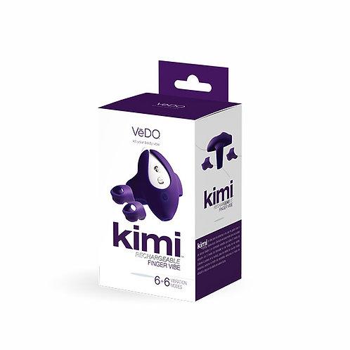 VeDO Kimi Finger Vibe - Deep Purple
