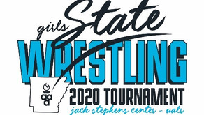 2020 State Tournament Info and Logo