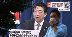 Shinzo Abe: Japanese Prime Minister announces resignation due to health reasons