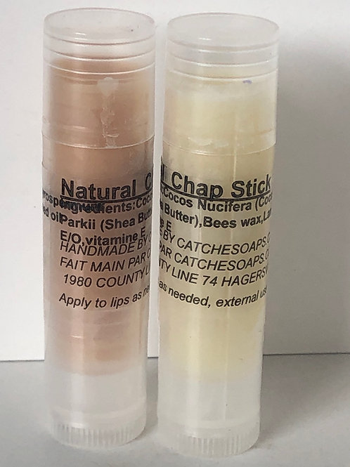 Natural Chap Stick