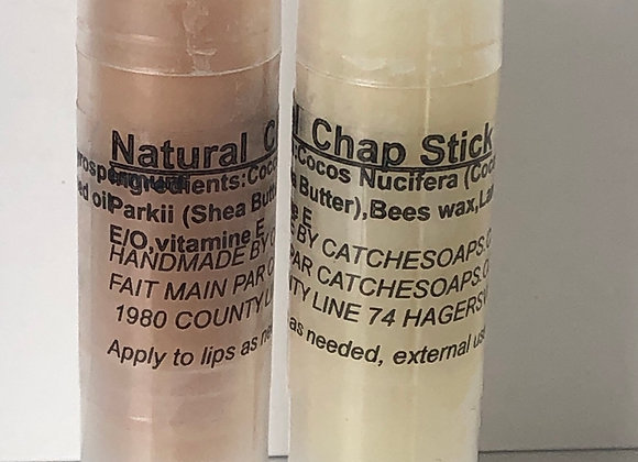 Natural Chap Stick by catchesoaps