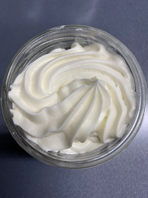 Whipped body butter by catchesoaps