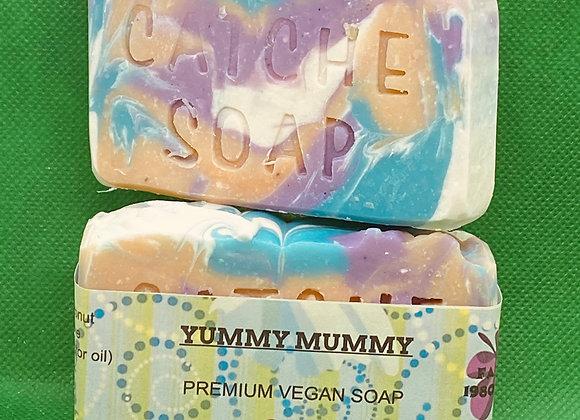 Yummy mummy Vegan soap