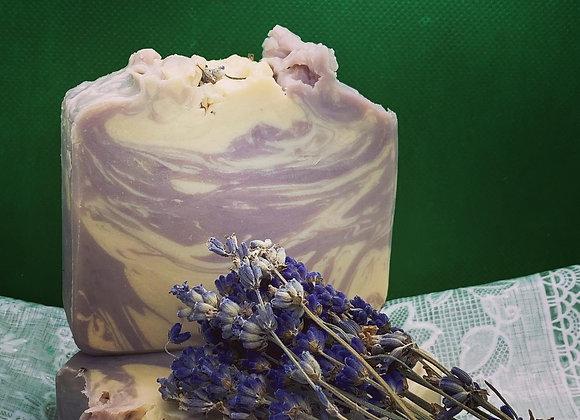 Lavender vanilla vegan soaps