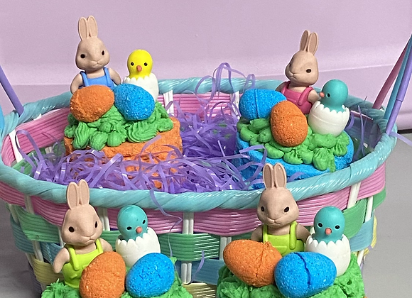 Easter Bath Bombs by catchesoaps