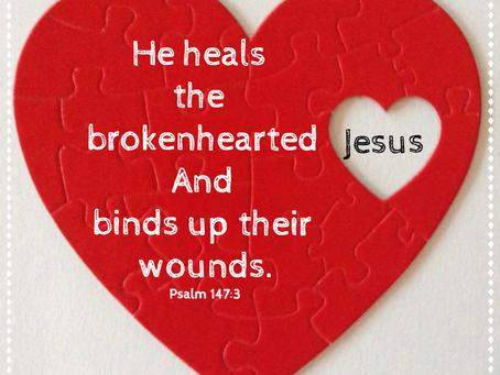 Day 37: Forever Healed