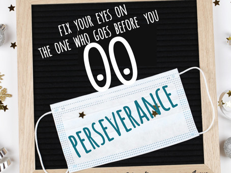 Day 14: Perseverance