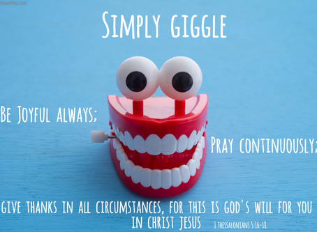 Day 17: Simply Giggle