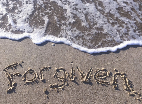 Day 16: Simply Forgiven