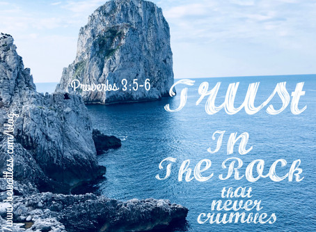 Christian~ese 101: Trust