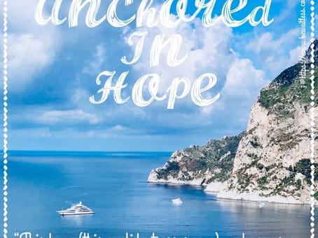 Christian~ese 101: Hope