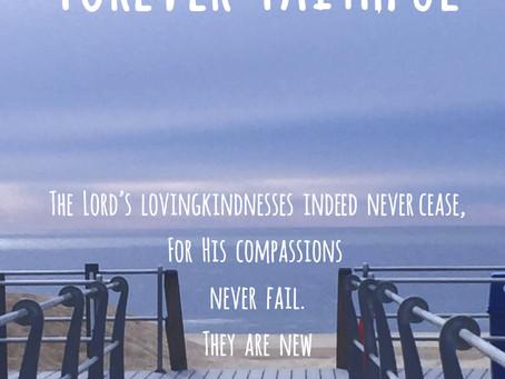 Day 22: Simply Faithful