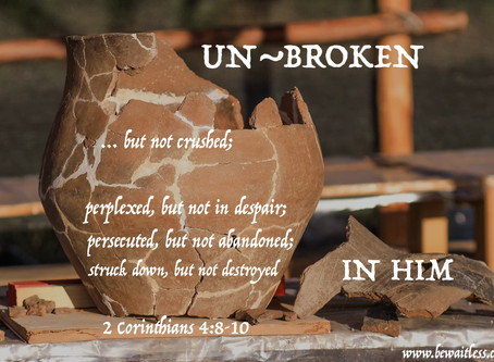 Day 13: Unbroken Reality