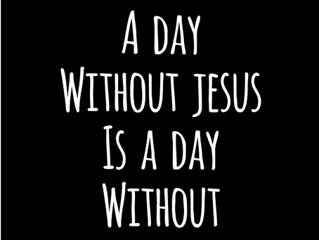Day 38: A Good Friday