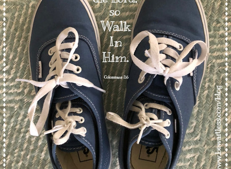 Day 16: His Shoes