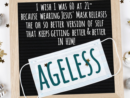 Day 26: Ageless