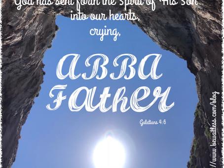 Christian~ese 101: Abba