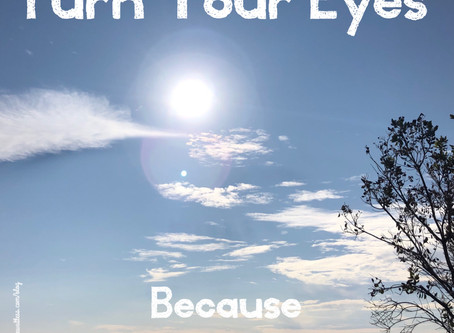 Day 17: Turn Your Eyes
