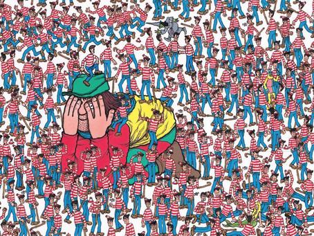 Day 28: Where's Waldo?