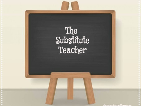 Day 20: No Substitute