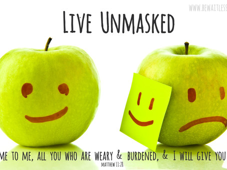 Day 5: Unmasked Reality